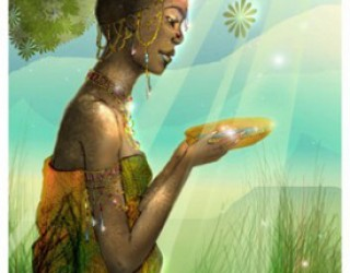 Asni's Art  Blog: The Lovely Oxum