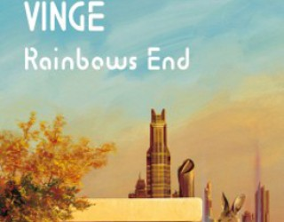 Award Winners: Rainbows End by Vernor Vinge