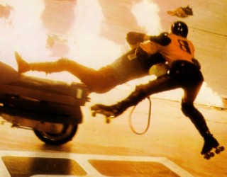 Review: Rollerball Blu-ray (Twilight Time edition)
