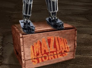 Amazing Stories Soapbox