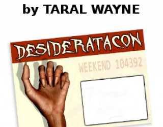 THE NAME BADGE by Taral Wayne