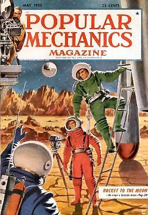 Figure 2 – Popular Mechanics May 1950