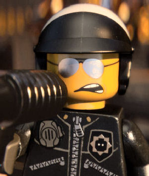 .Figure 3 - Bad Cop (Liam Neeson)