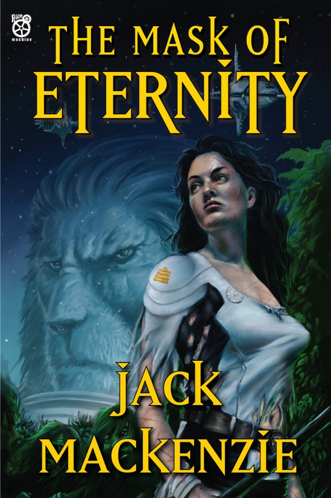 MDJackson_The Mask of Eternity_Ebook Cover