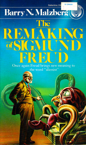 RG Cameron July 11 illo #3 'Remaking Freud'
