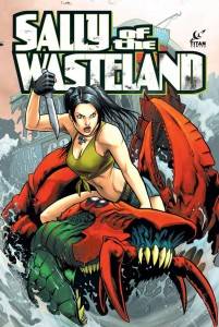 Sally Of The Wasteland 1 cover