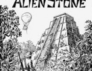Review: The Alien Stone by Barry Uglow