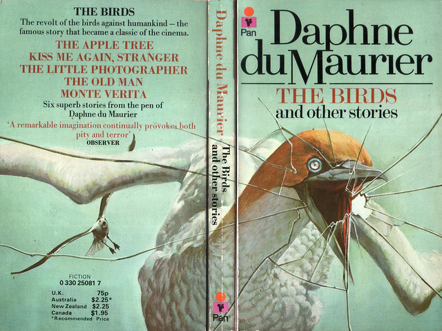 The Birds and Other Stories, paperback cover