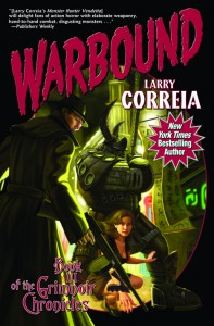 Warbound by Larry Correia