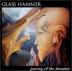 Rosana Azar: Cover for Glass Hammer music CD