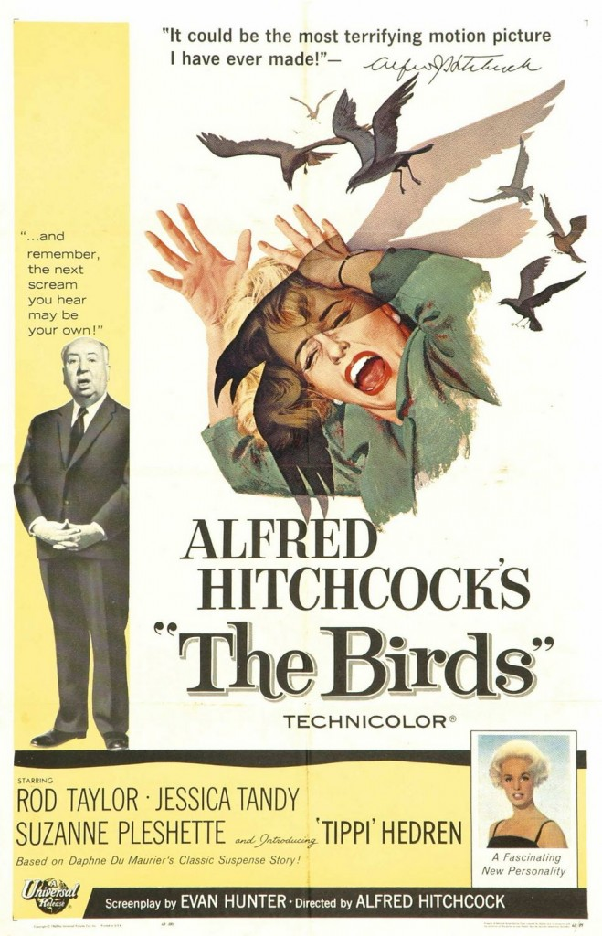 The Birds, film poster
