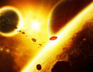 Asni's Art Blog: Apocalyptic Space Art