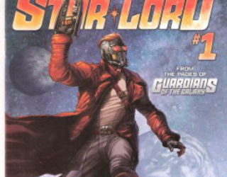The Long, Strange Trip of Peter Quill