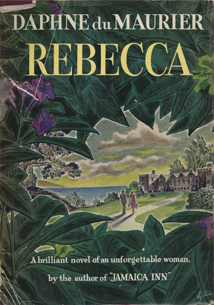 Rebecca, early hardcover edition