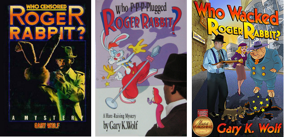 roger rabbit novels