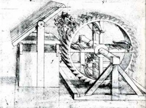 treadwheel-machine-gun