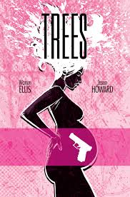 The cover for an upcoming issue of Trees