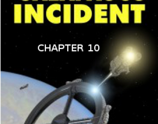 The Galapagos Incident: Chapter 10