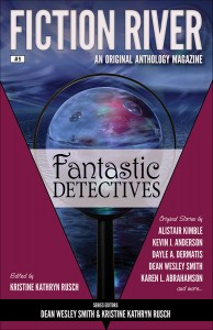 Fiction River Fantastic Detectives