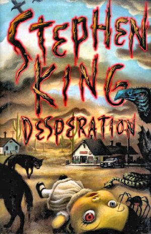 Figure 4 - Desperation book cover