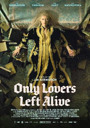 Figure 4 - Only Lovers Left Alive poster (German)