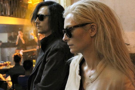 Figure 6 – Eve (Tilda Swinton) and Adam (Tom Hiddleston) in Tangier