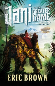 JANI AND THE GREATER GAME COVER