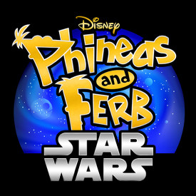 Phineas and Ferb Star Wars Featured Image