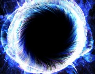 Asni's Art Blog: Black Hole