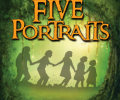 COVER REVEAL: Piers Anthony's FIVE PORTRAITS