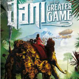 Review: Jani and the Greater Game by Eric Brown