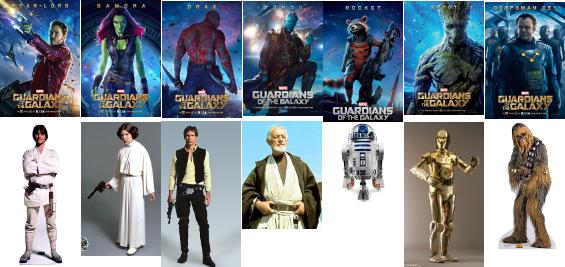 guardians vs star wars