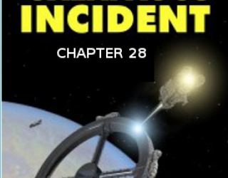 The Galapagos Incident: Chapter 28