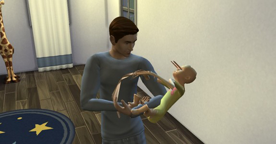 Sims 4 Baby