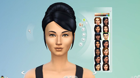 Sims4-character-creator