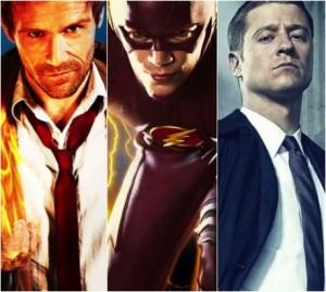 DC TV shows