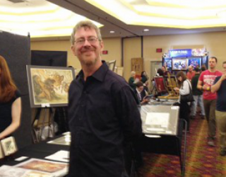 The Artful Collector: IlluXCon 7 Convention Report