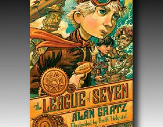 Book Review: The League of Seven by Alan Gratz