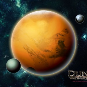 Arrakis and Single Biome Planets (part 1)