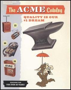 ACME Catalog cover