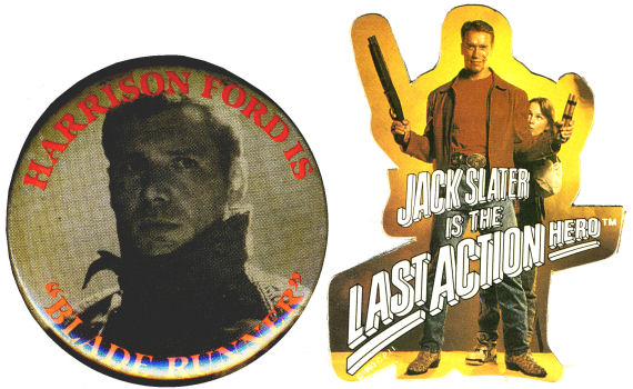 Figure 3 - Blade Runner and Slater 2