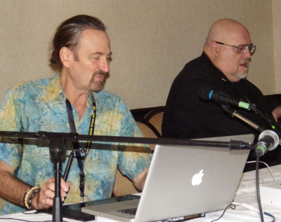 Figure 5 – David Mattingly and David Weber