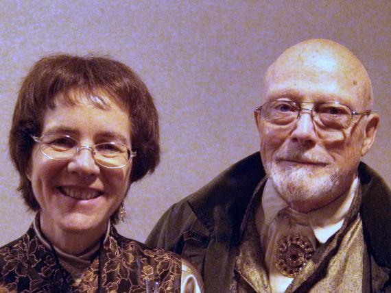 Figure 6 – Donna McMahon and Clint Budd