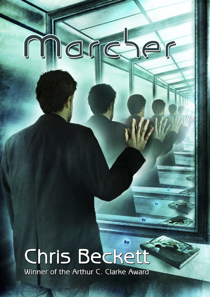 Marcher, Chris Beckett, 2014 Newcon Press edition