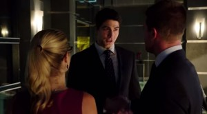 Arrow Brandon Routh
