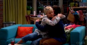 bb penny hugging