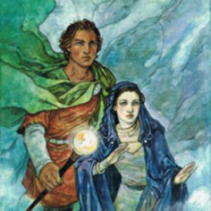 Asni's Art Blog: The Painting of Earthsea (part 2)