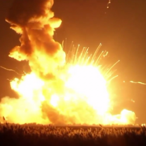The Antares Rocket Explosion: October 28, 2014