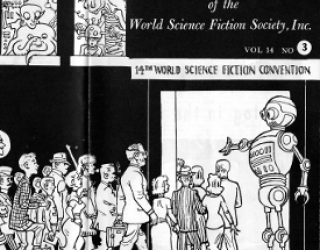 The 1956 Worldcon Blues, or: My Mom Wouldn't Let Me Go 'Cause I Was Only Five