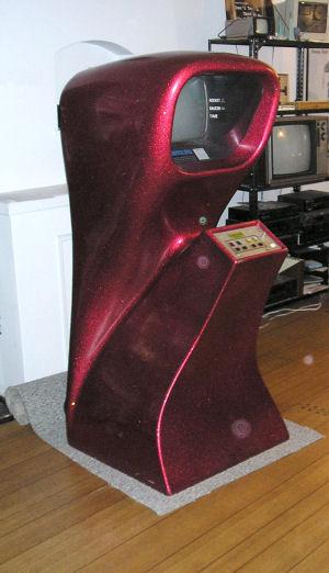 Figure 4 - Computer Space console
